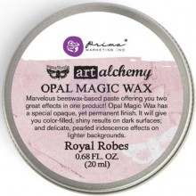 Восковая паста Opal Magic Wax, цвет Royal Robes, 20 мл, дизайнер Finnabair (Prima Marketing)