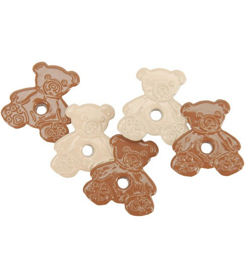 Eyelet Outlet Quicklets - 20PK_Teddy Bear.jpg